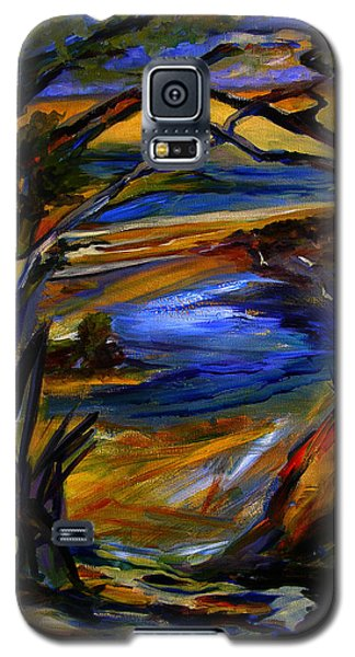 Island Waters St. Kitts Galaxy S5 Case