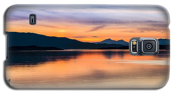 Sunset Isle Of Jura Scotland Galaxy S5 Case