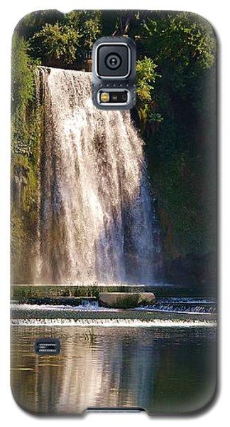 Isola Del Liri Falls Galaxy S5 Case by Dany Lison