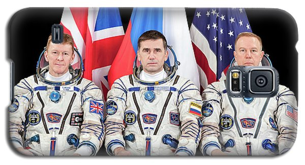 Iss Expedition 46 Crew Galaxy S5 Case