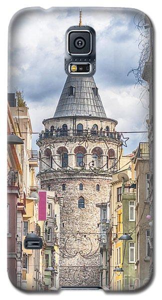 Istanbul Galata Tower Galaxy S5 Case by Antony McAulay