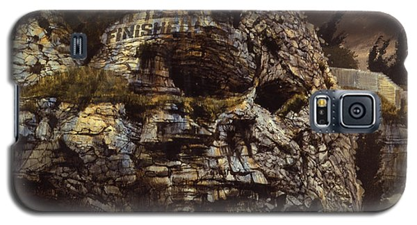 It Is Finished Calvary Jerusalem Galaxy S5 Case