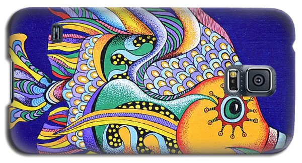 It Is Fun To Be Colorful Galaxy S5 Case