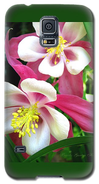 Galaxy S5 Case featuring the photograph It Takes Two by Brooks Garten Hauschild