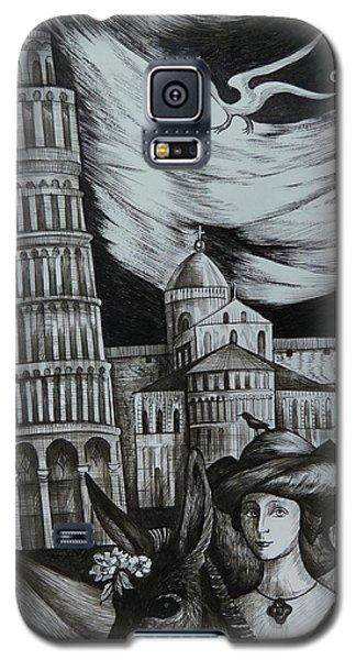 Italian Fantasies. Pisa Galaxy S5 Case