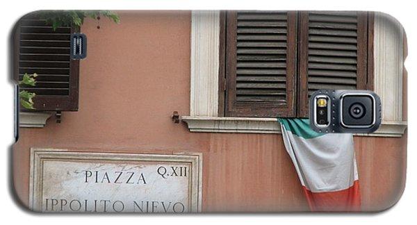 Italian Flag Galaxy S5 Case