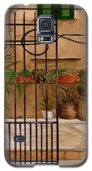 Italian Iron Gate Galaxy S5 Case