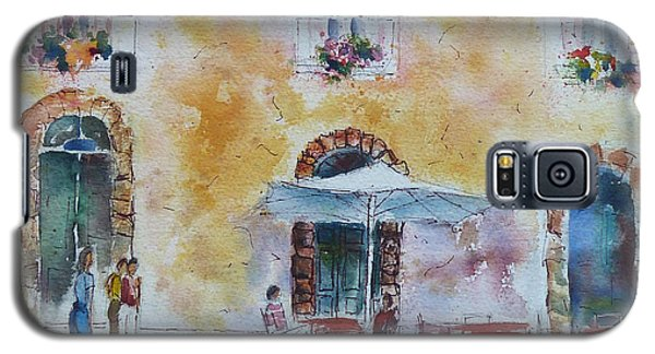 Italian Piazza Galaxy S5 Case