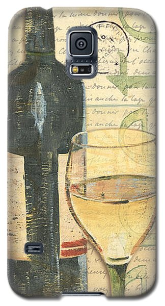 Italian Wine And Grapes 1 Galaxy S5 Case by Debbie DeWitt