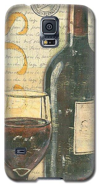 Italian Wine And Grapes Galaxy S5 Case by Debbie DeWitt