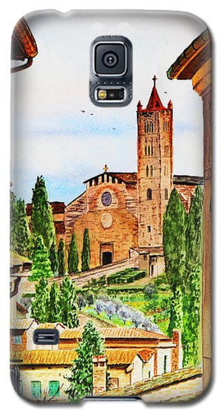 Italy Siena Galaxy S5 Case