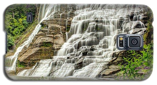 Ithaca Falls Galaxy S5 Case