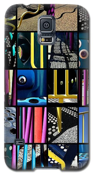 Its A Jungle Gym Out There Galaxy S5 Case