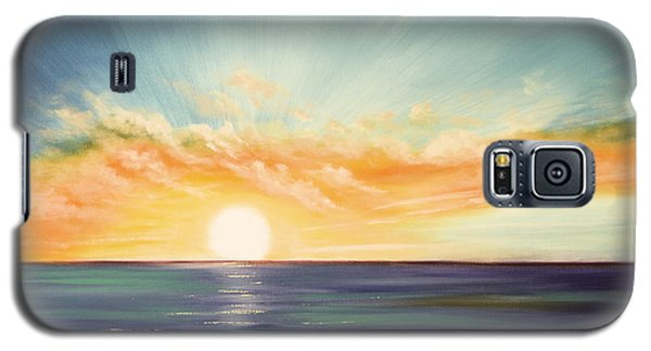 It's A New Beginning Somewhere Else Galaxy S5 Case
