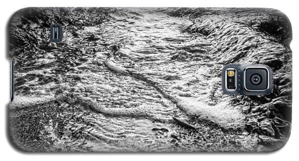 It's A Rush Browns Beach  Galaxy S5 Case