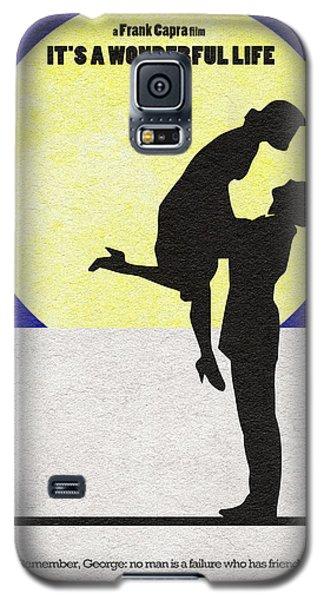 It's A Wonderful Life Galaxy S5 Case