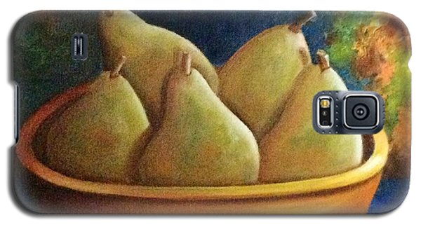 It's All About Pears  Sold Galaxy S5 Case by Susan Dehlinger
