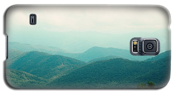 Galaxy S5 Case featuring the photograph It's Better In The Mountains by Kim Fearheiley