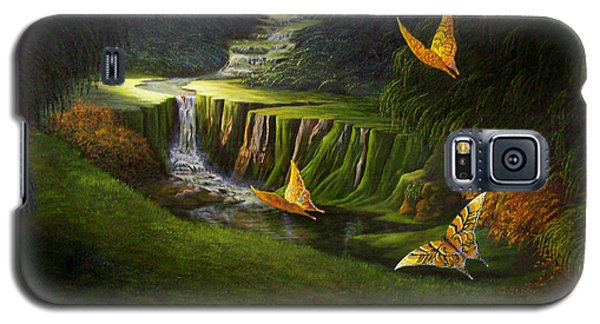 Gods Promise Galaxy S5 Case by Loxi Sibley