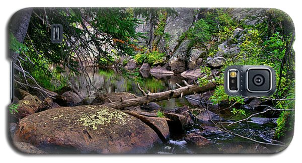 Galaxy S5 Case featuring the photograph Ivanhoe Serenity by Jeremy Rhoades