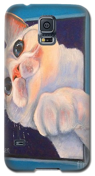Ive Been Framed Side View Galaxy S5 Case
