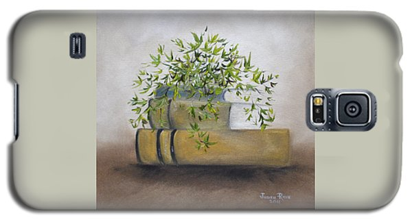 Ivy League Galaxy S5 Case by Judith Rhue