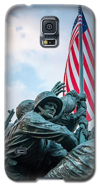 Iwo Jima Forward Galaxy S5 Case by Dawn Romine