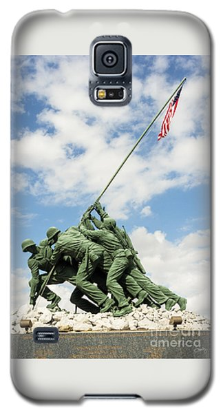 Iwo Jima Monument II Galaxy S5 Case