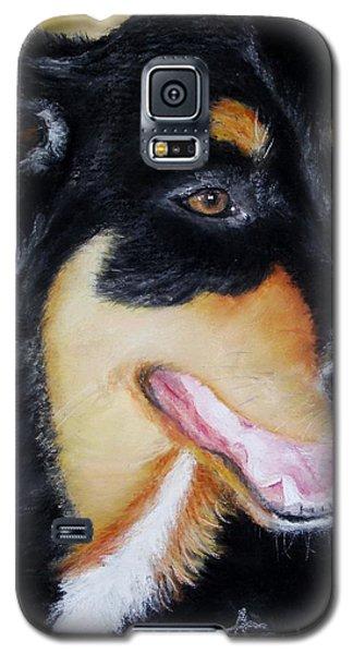 Izzy Galaxy S5 Case by Annamarie Sidella-Felts