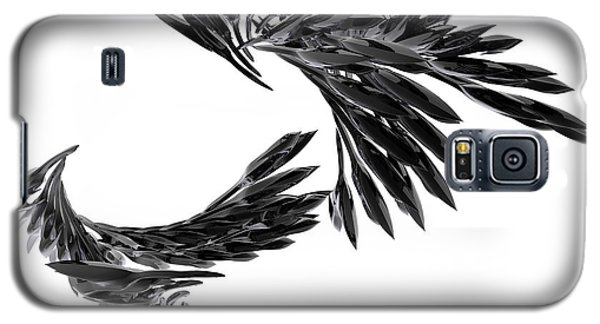 J Big   Crows Galaxy S5 Case