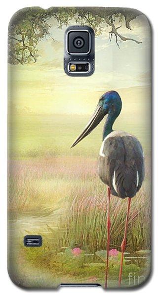 Jabiru Dreaming Galaxy S5 Case