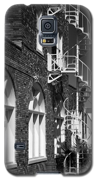 Jacaranda Hotel Fire Escape Galaxy S5 Case