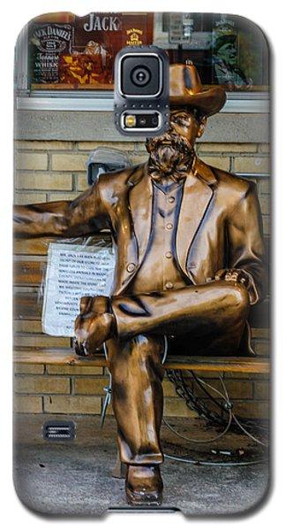 Jack Daniel's Statue Galaxy S5 Case