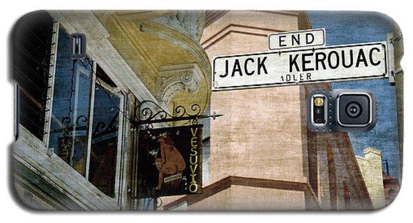 Jack Kerouac Alley And Vesuvio Pub Galaxy S5 Case