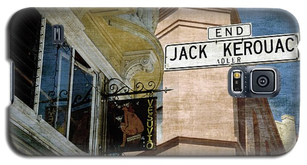 Jack Kerouac Alley And Vesuvio Pub Galaxy S5 Case