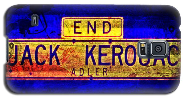 Jack Kerouac Alley Galaxy S5 Case