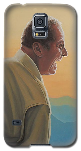 Jack Nicholson And Morgan Freeman Galaxy S5 Case