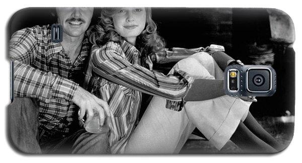 Jack Nicholson With A Female Model Galaxy S5 Case by Puhlmann Rico