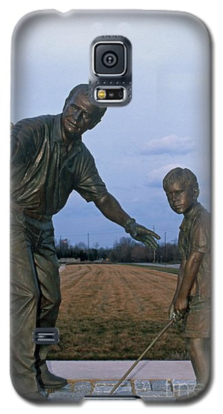 36u-245 Jack Nicklaus Sculpture Photo Galaxy S5 Case