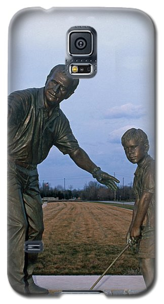 36u-245 Jack Nicklaus Sculpture Photo Galaxy S5 Case