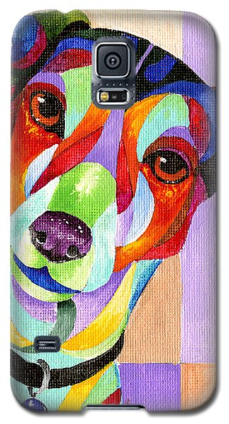Jack Russell Terrier Galaxy S5 Case