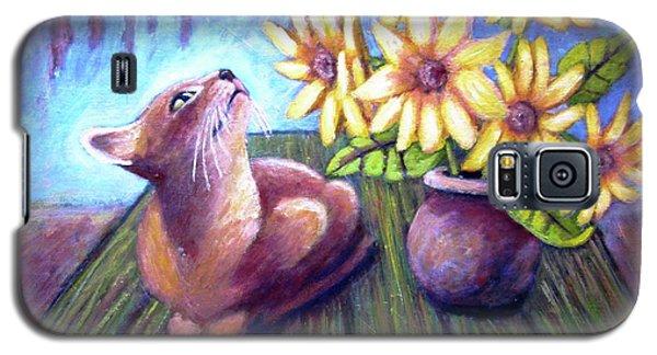 Jack The Cat Galaxy S5 Case