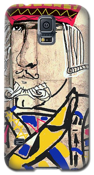 Jack The King Galaxy S5 Case by Joe Jake Pratt