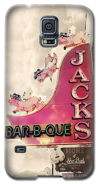 Jacks Bbq Galaxy S5 Case