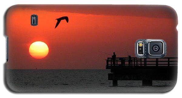 Jacks Sunrise Galaxy S5 Case by Leticia Latocki