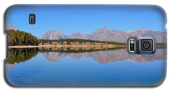 Jackson Lake Reflections Galaxy S5 Case