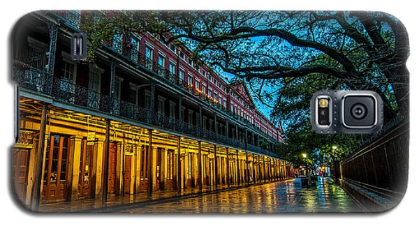 Jackson Square At Dawn Galaxy S5 Case
