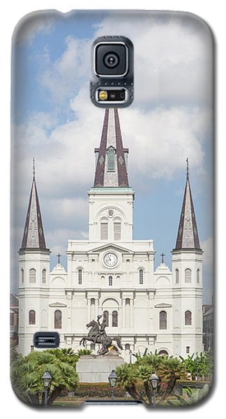 Jackson Square Cathedral Galaxy S5 Case