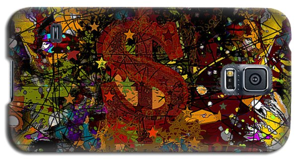 Jackson Warhol Me Galaxy S5 Case by Carol Jacobs