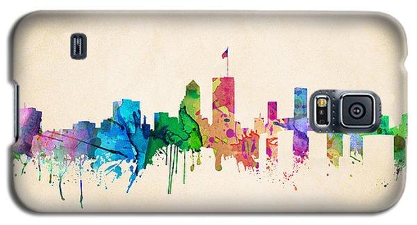 Jacksonville Cityscape Galaxy S5 Case